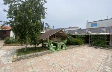 Гостиница, 137 м² в с. Прибрежное, первая линия