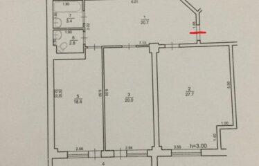 2-к. квартира, 94 м², 8/12 эт. в г. Евпатория