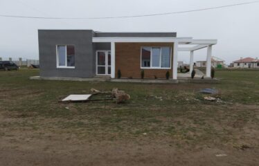 Дом 90 м² на участке 6 сот. в пгт. Заозёрное