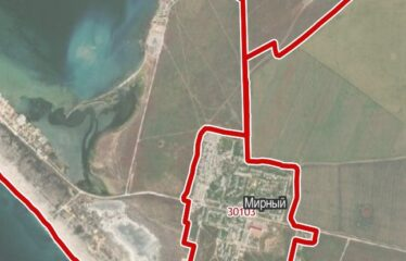Участок 6 соток ПГТ Мирный кооператив «Парус»