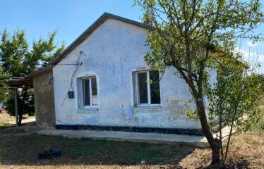 Дом 47 м² на участке 9 сот. в с. Кировское
