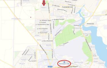 Дача кооператив «Чайка», Суворовское сельское поселение